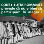 alegeri electorale de ce sa nu mergi la vot constitutia romaniei