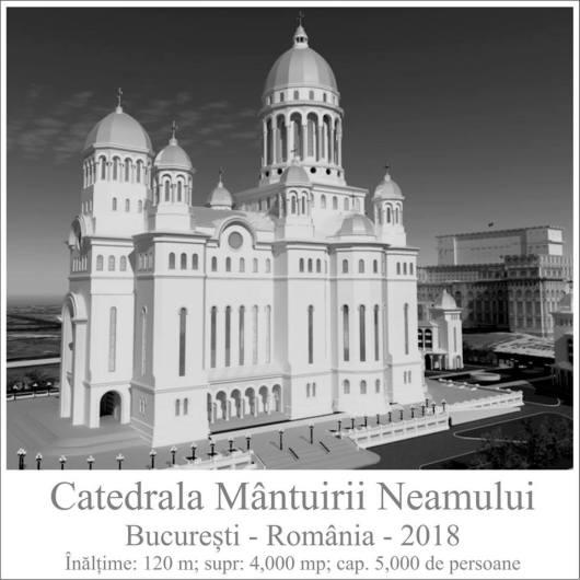 Catedrala Mantuirii Neamului; catedrala neamului