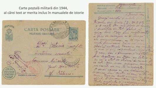 carte-postala-militara-din-razboi-1944-manual-de-istorie