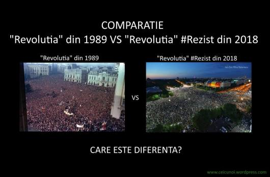 proteste-10-11-12-august-2018-bucuresti-comparatie-revolutia-1989-revolutia-rezist-august-2018-ok