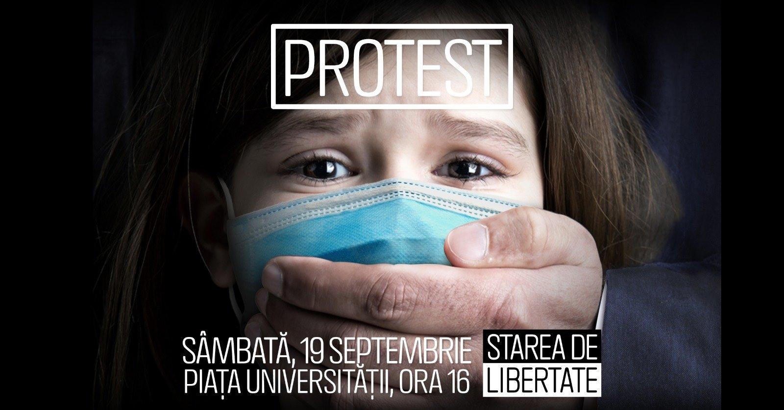 protest-covid-coronavirus-bucuresti-piata-universitatii-copii-fara-masti-la-scoala-19-septembrie-2020-01